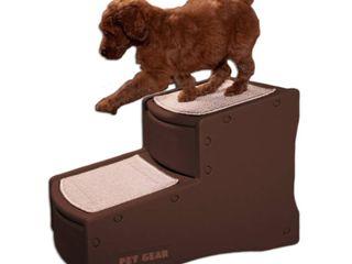 Pet Gear Easy Step II Pet Stair   Sage