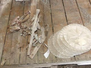 Gear Pullers and 6 Sugar Beet Planter Plates