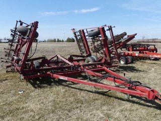 Kongskilde 23ft Cultivator w Double Rolling