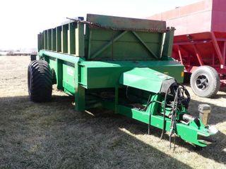 Hydra Ram 795 Hydraulic Drive Compost Spreader