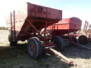 400bu Gravity Wagon