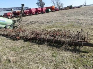 22ft Rotary Hoe for Parts