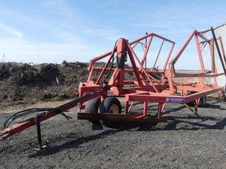 RJ Equipment 24ft land leveller