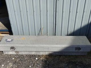 Aluminum 6ft Tool Box