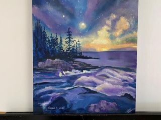 Starry Night  painting by E Pauling