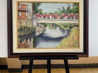 Tom Thomson Bridge  print by E Pauling