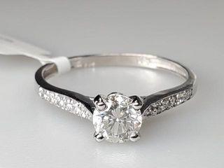 4450 14K Diamond 0 57ct  Diamond 0 1ct  Ring