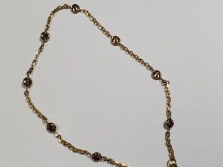 4000 14K Brown Diamond 0 8ct  Bracelet