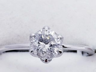 4600 14K Diamond  I 0 55ct  Ring