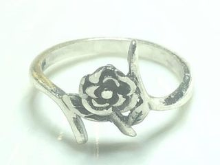 80 Silver Ring