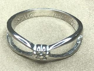 50 Silver Ring