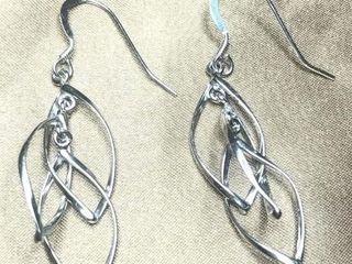 60 Silver Earrings