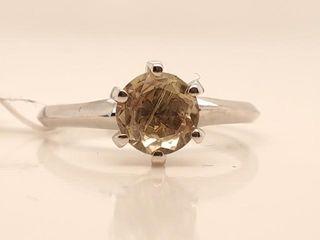 2500 10K Natural Zultanite 1 05ct  Ring