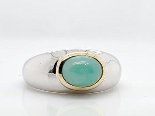 200 Sakota Emerald 1 3ct  Ring