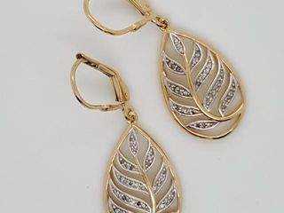 300 lb Diamond 0 2ct  Earrings