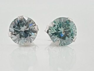 1465 1K Moissanite 1 5ct  Earrings