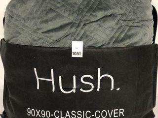 HUSH 90  X 90  ClASSIC COVER