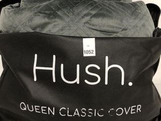 HUSH QUEEN ClASSIC COVER