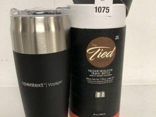 ASUBU OPENTEXT VOYAGER PRINTED 20 OZ  INSUlATED