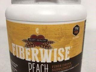 FIBERWISE PEACH FIBER DRINK SUPPlEMENT 810G