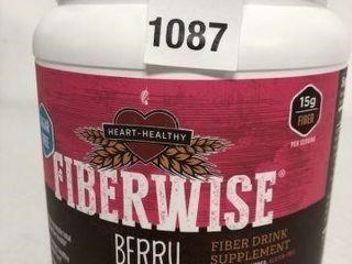 FIBERWISE BERRY FIBER DRINK SUPPlEMENT 600G