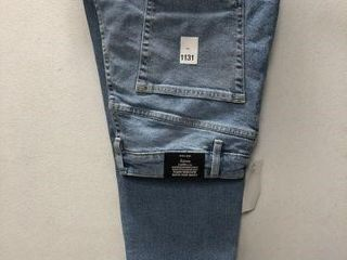 H M WOMENS JEANS SIZE 8