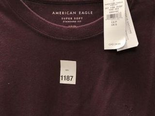 AMERICAN EAGlE MENS T SHIRT SIZE SMAll