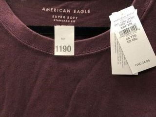 AMERICAN EAGlE MENS T SHIRT SIZE 2X lARGE