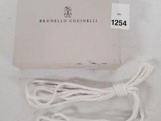 BRUNEllO CUCINEllI SHOElACE