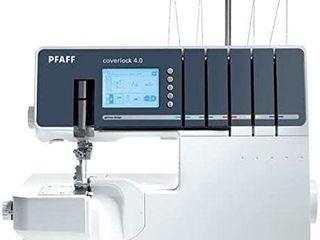 PFAFF COVERlOCK 4 0 SEWING MACHINE