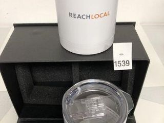2 PCS REAl lOCAl INSUlATED TUMBlERS