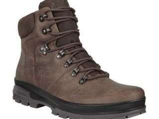 ECCO MENS RUGGED TRACK BOOTS SIZE 10 10 5