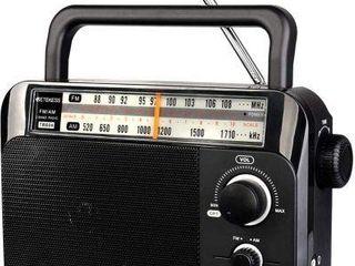 RETEKESS TR604 FM AM BAND RADIO