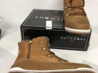 SNOWSlIDE MENS WINTER BOOTS SIZE 9