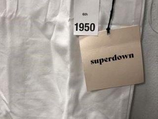 SUPERDOWN WOMENS T SHIRT DRESS SIZE SMAll