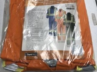 PIONERR MENS SAFETY COVERRAll SIZE 48