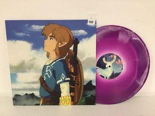 JAPANESE VINYl RECORD
