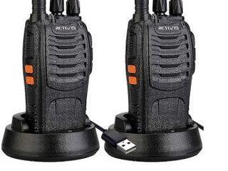 2 PCS RETEVIS H777 TWO WAY RADIO