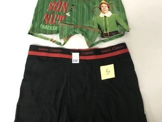 ASSORTED BOXER BRIEFS SMAll