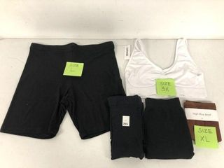 ASSORTED WOMEN S ClOTHING