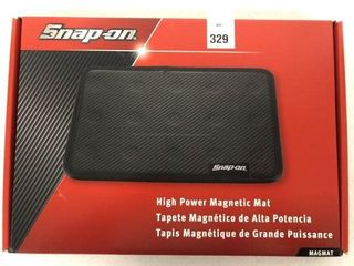 SNAP ON HIGH POWER MAGNETIC MAT