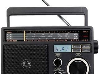 RETEKESS TR618 PORTABlE AM FM RADIO
