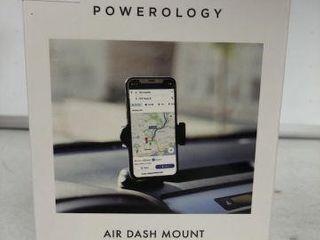 POWEROlOGY AIR DASH MOUNT