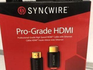 SYNCWIRE PRO GRADE HDMI CABlE