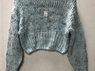 URBAN OUTFITTERS WOMENS CROPTOP SWEATER SIZE