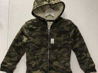 OlD NAVY BOYS HOODIE SIZE SMAll  6 7