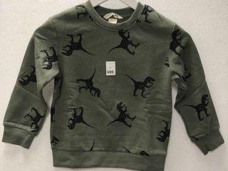 H M BOYS SWEATER SIZE 5T 6T