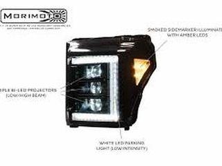 MORIMO XEB lED HEADlIGHTS FOR F250  11 16