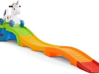 STEP2 UNICORN UP  DOWN ROllER COASTER