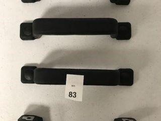 4 PCS DOOR HANDlES